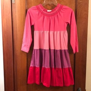 Hanna Andersson Twirl Dress Size 130
